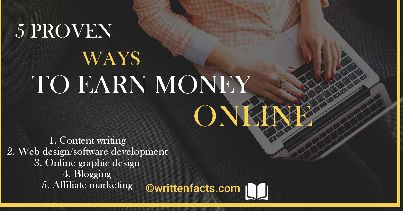Five Proven Ways to Make Money Online