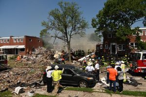 What Caused Gas Explosion in Baltimore?